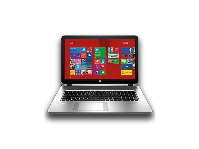 HP Envy 17t Touch 5th Generation 17.3-inch i7-5500U 8GB 1TB HDD NVIDIA GTX 850M 4GB Full HD Windows 8.1 Laptop Computer