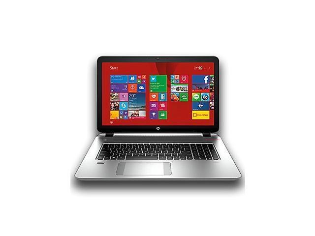 HP Envy 17t Touch 5th Generation 17.3-inch i7-5500U 8GB 1TB HDD NVIDIA GTX 850M 4GB Full HD Windows 8.1 Laptop Computer