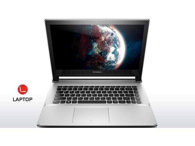 Lenovo Flex 2 14 - 59423166 - Black - Core i7-4510U, 8GB RAM, 500GB HDD +8GB Solid State Hybrid Drive, 14.0