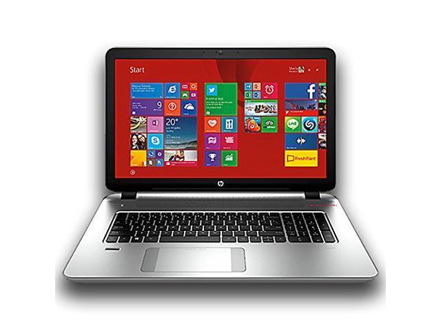 HP Envy 17t Touch 5th Generation 17.3-inch i7-5500U 12GB 1TB HDD NVIDIA GTX 850M 4GB Full HD Windows 8.1 Laptop Computer