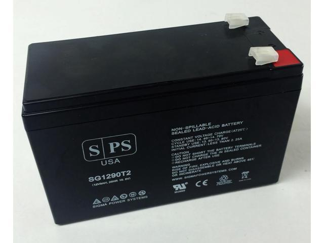 12v 9Ah Replacement Battery for UB1270 VERIZON FIOS SLA RECHARGEABLE SPS BRAND