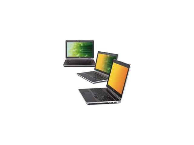 Frameless Gold Notebook Privacy Filter For 13.3