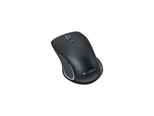 M560 Wireless Mouse, Black By: Logitech