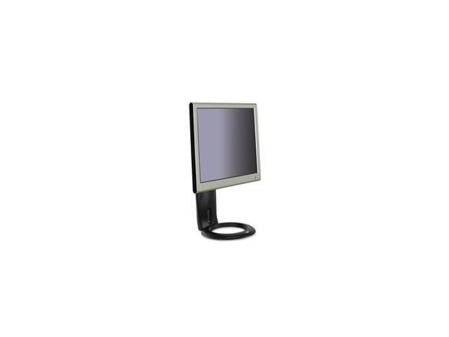 Easy-Adjust Lcd Monitor Stand, 8 1/2 X 5 1/2 X 16, Black By: 3M