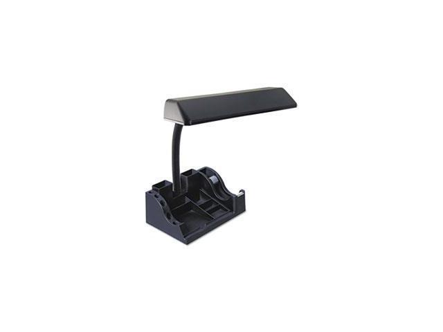 Deluxe Organizer Fluorescent Desk Lamp, 16-1/2
