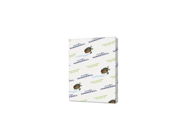 Recycled Colored Paper, 20lb, 8-1/2 X 11, Turquoise, 5000 Sheets/carton By: Hammermill