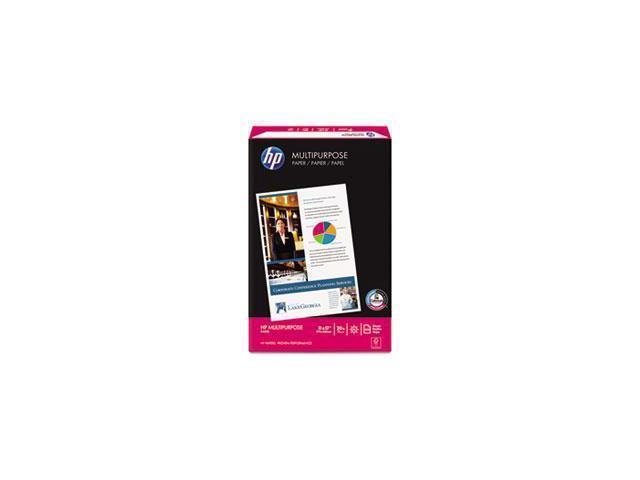 Multipurpose Paper, 96 Brightness, 20 Lb, 11 X 17, White, 500 Sheets/ream By: HP
