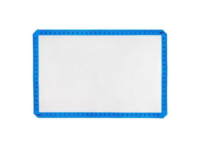 Silicone Baking Liners Baking Mat Sheet Rubber Sheets Pizza Mat with Measures 23.62