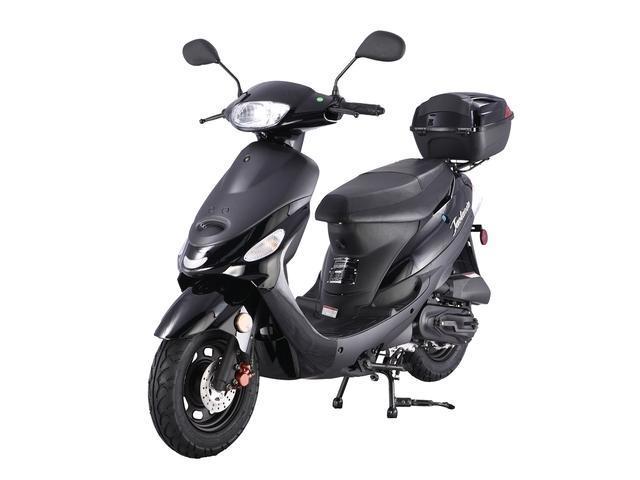 TaoTao Gas Street Legal Scooter