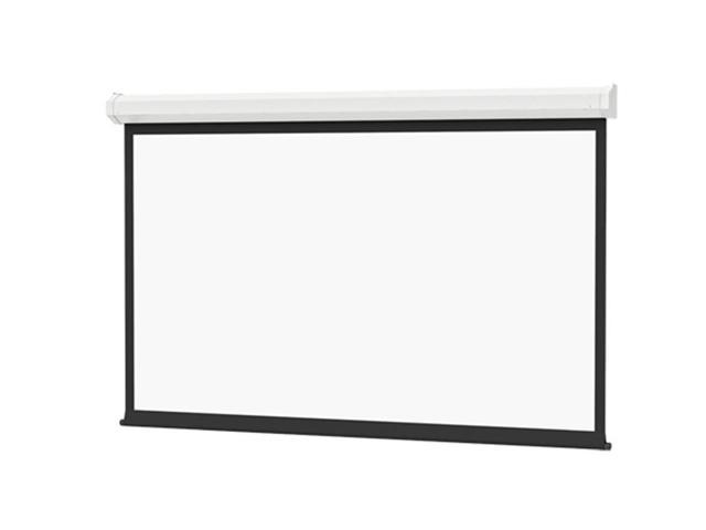 Dalite Wall Mounted Projection Screen Cosmopolitan Electrol - Square Format High Power 60