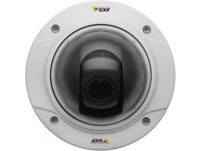 Axis Communications P3215-VE 2MP HDTV 1080p Vandal-Resistant Fixed Dome Network Camera with 3 to 10.5mm Varifocal Lens