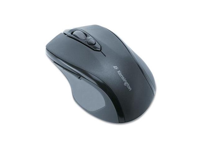 Pro Fit Wireless Mid-Size Mouse, 2.4Ghz, Black