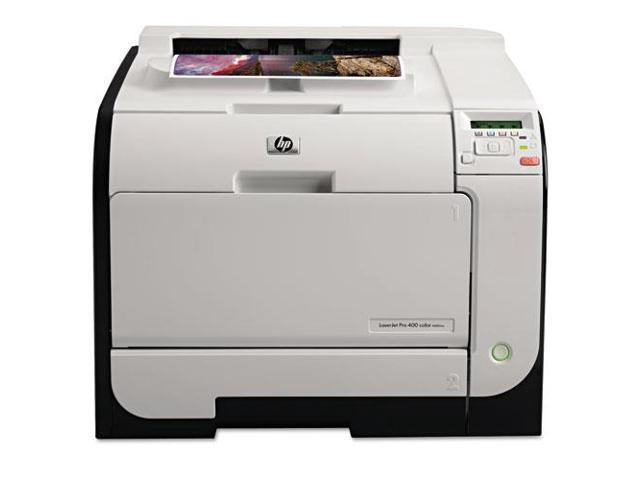 HP LaserJet Pro 400 M451NW Laser Printer - Color - 600 x 600 dpi Print
