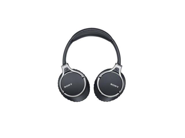 Sony MDR10RNCIB Hi-Res Headphones for iOS and Android (Black)