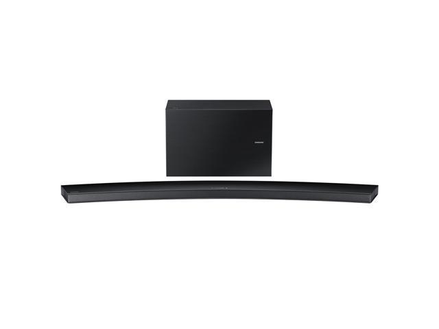 Samsung HW-J8500 Wireless Curved Multiroom Soundbar With Wireless Subwoofer (Black)