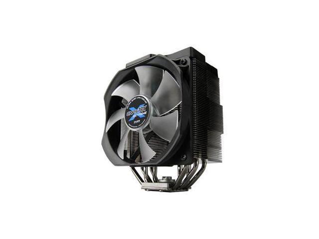 Copper/Aluminum CPU Cooler