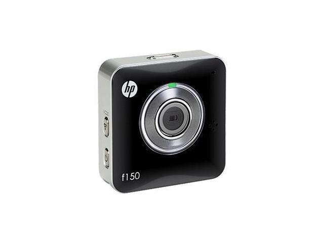 HP F150 Black Mini Wireless Camcorder