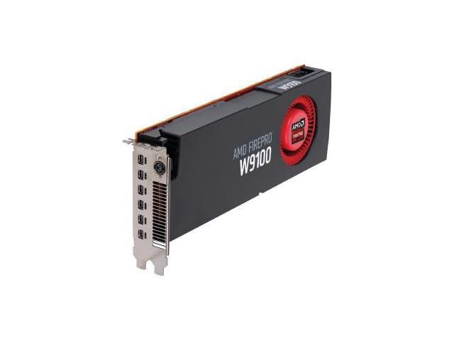 Sapphire FirePro W9100 Graphic Card - 930 MHz Core - 16 GB GDDR5 SDRAM - PCI Express 3.0 x16 - Full-