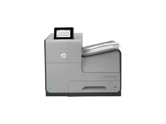 HP Officejet X555dn Inkjet Printer - Color - Plain Paper Print - Desktop