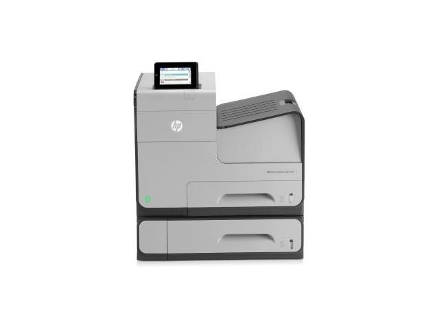 HP Officejet X555XH Inkjet Printer - Color - Plain Paper Print - Desktop