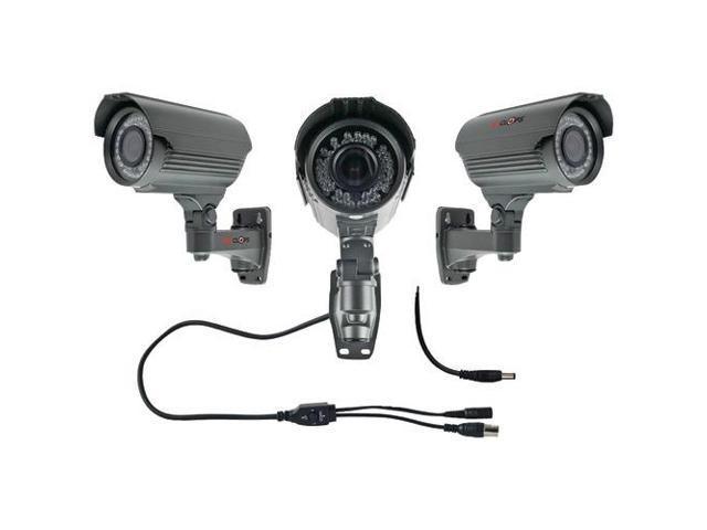ETHEREAL SPY-BULLETG Bullet Camera (Gray)