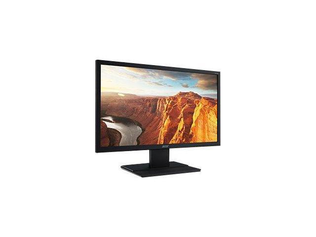 Acer V246hl 24 Led Lcd Monitor - 16:9 - 5 Ms - Adjustable Display Angle - 1920 X 1080 - 16.7 Milli