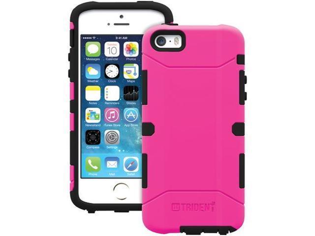 TRIDENT AG-APL-IPH5S2US-PNK iPhone(R) 5s 2014 Aegis(R) Case (Pink)