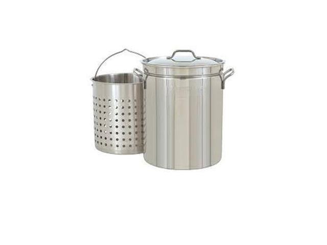 62 Qt Steam Boil Brew Stockpot