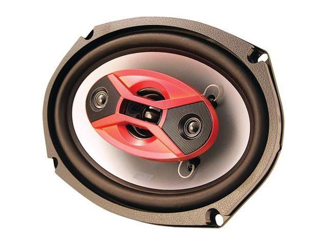 DB BASS INFERNO B69 B Series 4-Way Speakers (6