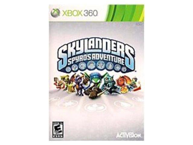Activision 616641506278 Skylanders Spyros Adventure for Xbox 360