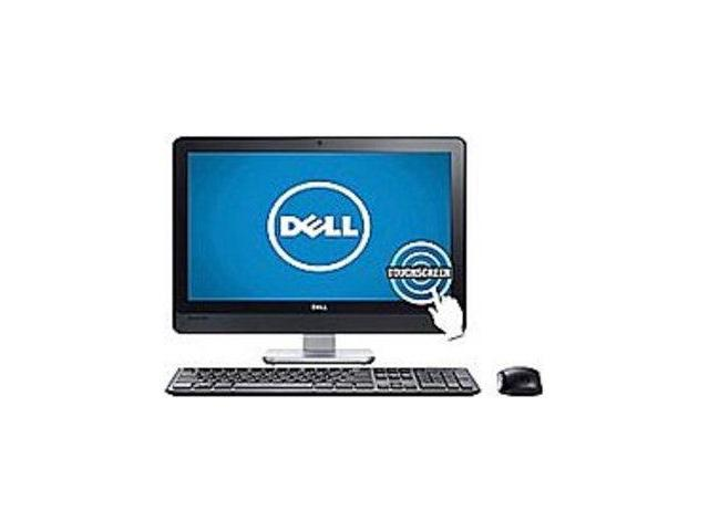 Dell Inspiron IO2330T-2645BK All-in-One PC - Intel Pentium G2030 3 GHz Dual-Core Processor - 4 GB DDR3 SDRAM - 1 TB Hard Drive - 23-inch ...