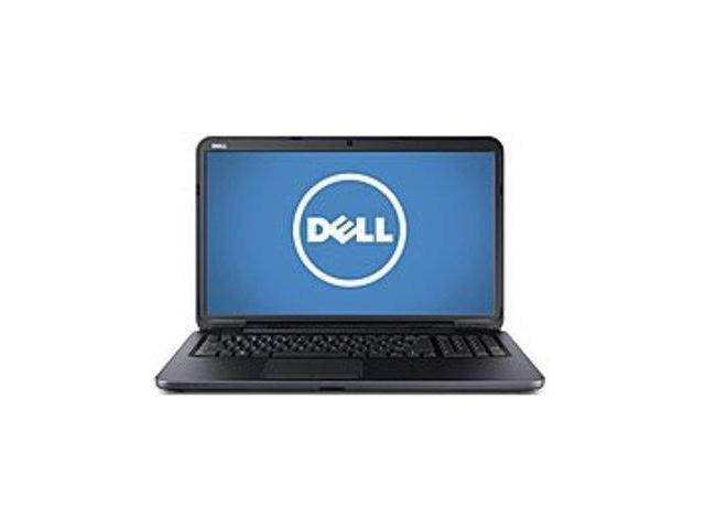 Dell Inspiron 17 I17RV-1000BLK Laptop PC - Intel Pentium 2127U 1.9 GHz Dual-Core Processor - 4 GB DDR3 SDRAM - 500 GB Hard Drive - ...