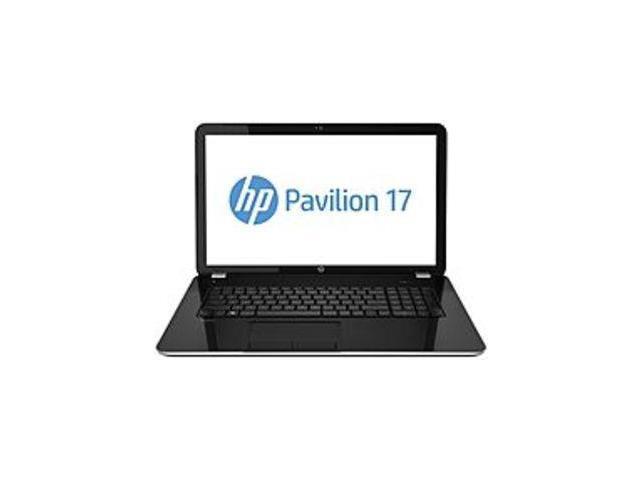 Hewlett-Packard Pavilion F9L64UA 17-e067cl Notebook PC - AMD A8-5550M 2.1 GHz Quad-Core Processor - 8 GB DDR3 SDRAM - 750 GB Hard Drive - ...