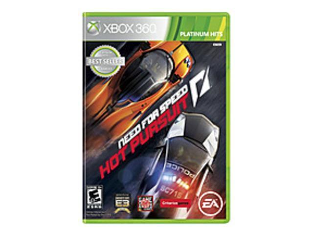 Electronic Arts 014633731521 Need for Speed Hot Pursuit for Xbox 360