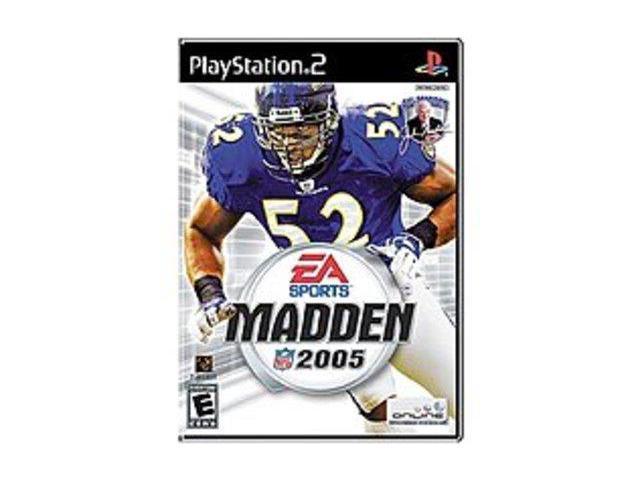 EA Sports 014633147650 Madden NFL 2005 for PlayStation 2