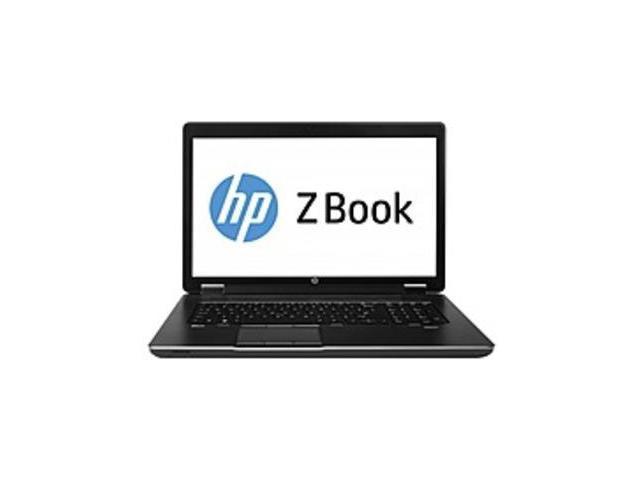 Hewlett-Packard F7W21UT ZBook 17 Mobile Workstation - Intel Core i7-4900MQ 2.8 GHz Quad-Core Processor -32 GB DDR3 SDRAM - 750 GB Hard Drive / ...