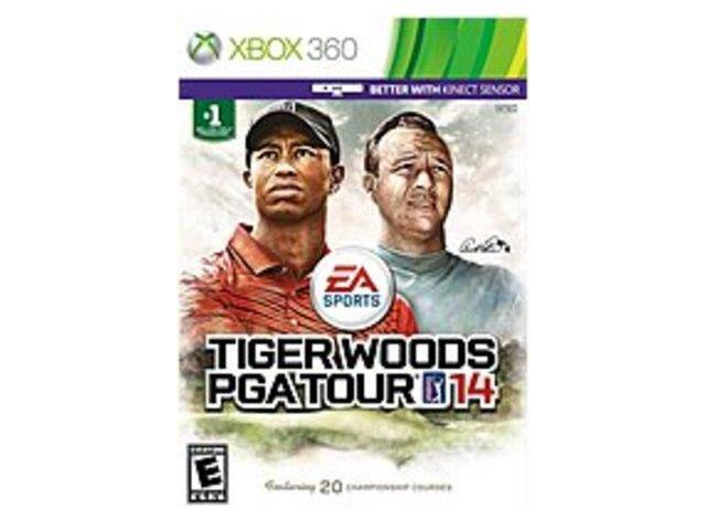 Electronic Arts 014633197754 Tiger Woods PGA Tour 14 for Xbox 360