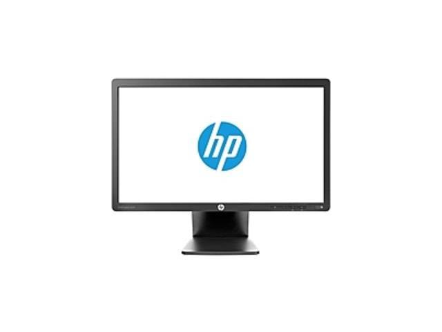 HP EliteMonitor C9V75AA E231 23-inch Widescreen LED-Backlit LCD Monitor - 1080p - 250 cd/m2 - 1000:1 - 5 ms - DVI-D/VGA - Black