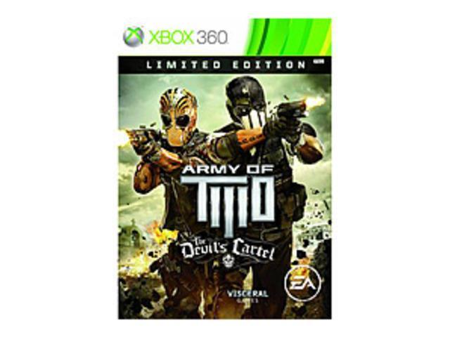 Electronic Arts 014633197198 Army of Two The Devil's Cartel for Xbox 360