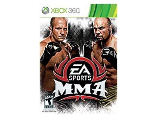 Electronic Arts 014633192858 EA Sports MMA for Xbox 360
