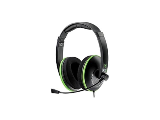 Turtle Beach Ear Force XL1 Headset With In-Line Amplifier - Stereo - Black - Sub-mini phone, USB - Wired - 20 Hz - 20 kHz ...