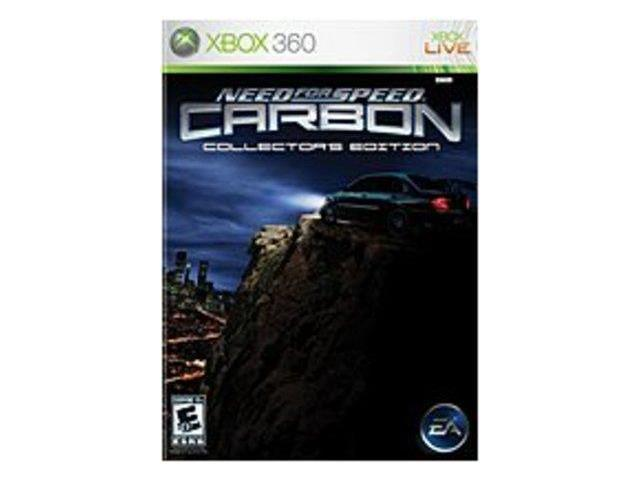 Electronic Arts 014633166286 Need for Speed Carbon Collectors Edition - Xbox 360