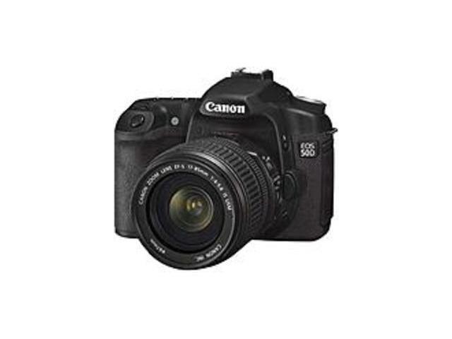 Canon EOS 50D 15.1 Megapixel Digital SLR Camera - 17 mm - 85 mm Lens - 3