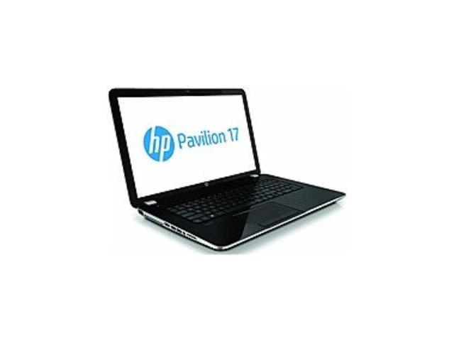 HP Pavilion E0J81UA 17-E020US Notebook PC - Intel Core i3-3110M 2.4 GHz Dual-Core Processor - 6 GB DDR3 SDRAM - 750 GB Hard Drive - ...