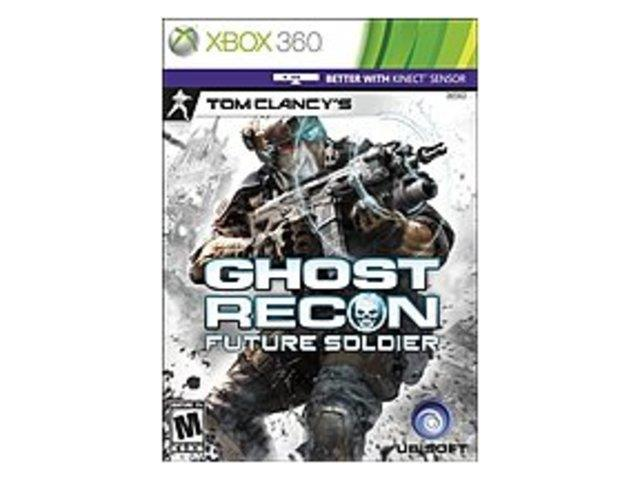 Ubisoft 008888526070 Tom Clancy's Ghost Recon: Future Soldier for Xbox 360