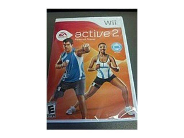 EA Sports 014633195095 Active 2 Personal Trainer for Nintendo Wii