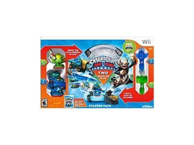 Activision Skylanders Trap Team Starter Pack - Action/Adventure Game - Wii