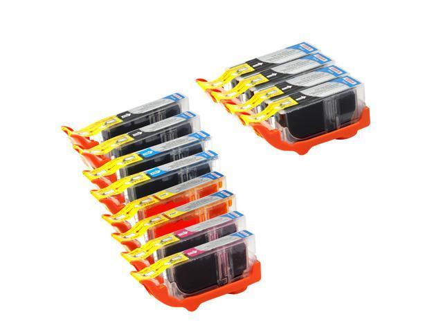 12 Canon Pixma iP4820 Ink Cartridges Combo Pack (compatible)