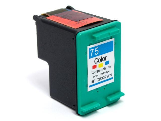 HP Photosmart C5275 Color Ink Cartridge - 170 Page Yield (compatible)