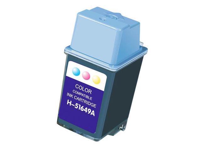 HP Deskjet 630c Color Ink Cartridge - 310 Page Yield (compatible)
